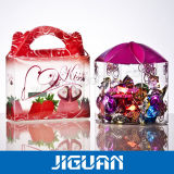 Printed Perfume Cosmetic Food Paper Gift Packaging Box