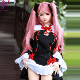 Japanese Cosplay Anime Girl 148cm Sex Doll Toy