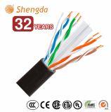 Hot Selling UTP Cat5e/CAT6 Nexans/AMP/D-Link Network LAN Cable