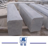 G603 Grey Chinese Natural Flamed Granite Pavers Kerb Road Stone Curbstone