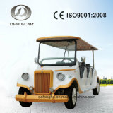 8 Seaters Powerful Electric Golf Cart Vintage Car