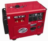 Etk Diesel Generator and Welder Set / Welding Generating Set