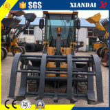 1.0t Agricultural Machine with Joystick Control and Quick Coupler Xd912g