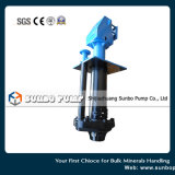 China Sunbo Pump 100RV Centrifugal Vertical Sump Slurry Pump for Mining & Mineral Processing