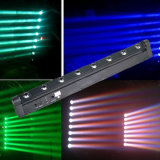 LED Stage Moving Head Disco Beam Effect Light