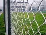 SUS 304 or 316 Stainless Steel Chain Link Mesh Fence