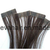 100% European Remy PU Skin Weft Human Hair Extension