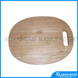 Round Shape Wooden Pizza Cutting Board