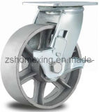 Heavy Duty Iron Caster Wheel (13Z-01-150-704)