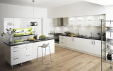 Ritz high gloss kitchen cabinets