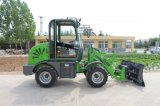 Zl08 Hydraulic Mini Wheel Loader with CE Certificate