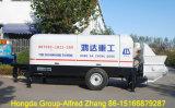 Hongda Nice Quality Trailer Concrete Pump-95m3/H