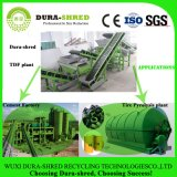Dura Shred Used Tire Recycling Machine Price