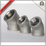 NPT Female Stainless Pipe Fitting (YZF-E239)