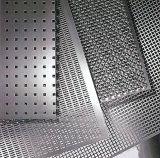 Hot-DIP Galvanized Perforated Mesh Sheet