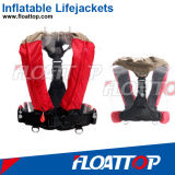 Safey High Quality Deluxe Inflatable Life Jacket