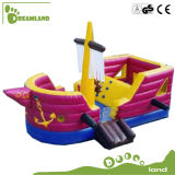 Best Price Commercial Interesting Inflatable Bouncer Boat for Kids