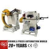 Nc Straightener Feeder Machine Help to Make Air Conditioning Parts (MAC3-400)