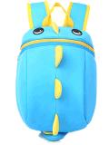 Neoprene Super Cute Dragon Animal Backpack Bag, School Bag, Kid′s Bag, Kindergarden Backpack Bag Yf-Sba1601