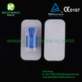Blue Combi Stopper/Luer Cap in Customized OEM Packaging