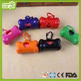 Colorful Dog Garbage Bags Waste Dispenser (HN-PG346)