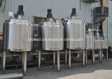 Industrial Stainless Steel Jacketed Agitating Tank