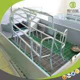 Wholly Hot-DIP Galvanized Reversible Farrowing Crate
