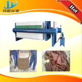 Plate and Frame Filter Press for Chemical Slurry Processing