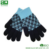 Touchscreen Fingers Winter Magic Knitted Gloves