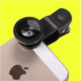 2017 New Product Fish Eye Lens Cell Phone Lens