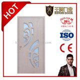 Hot Sale Luxury Interior Room Toilet PVC Glass Door