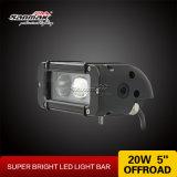 """Mini Size Single 5"""" 20W CREE Cheap LED Light Bars"""