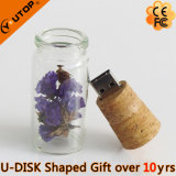 Hot Gift Creative Wishing Bottle USB Flash Stick (YT-3706)