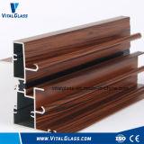 Window and Door Polished/Coating Profile for Aluminium Extrusion