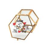 Wholesale Custom Handmade Glass Jewelry Packaging Storage Gift Box