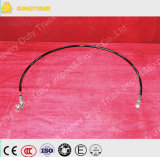 Sinotruk HOWO Truck Parts Single Elbow High Pressure Hose Parts