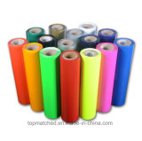 Best Selling Super Quality PU Heat Transfer Film Neon for Clothing