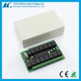 15 Channel Learning Code Remote Controller for Garage Door with Plastic Case