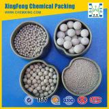 17% Inert Ceramic Balls for Tower Packing