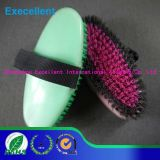 Plastic Horse Body Brush for Saddlery