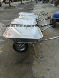 Galvanization Small Hand Garden Truck Cart Single or Two Wheels