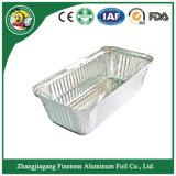 Disposable Aluminum Foil Plates Rectangle Aluminum Foil Container