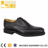 Full Grain Leather Black Office Shoes
