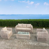 New Design Cheap Price Outdoor Garden Furniture Sofa Set Using Hotel or Dining Room (YT1068)