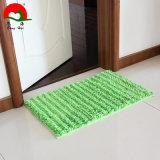 Double Colour High Pile Microfiber Chenille Floor Mat