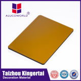 Alucoworld PVDF Weather Board Wall Cladding Aluminum Building Material