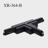 Single Circuits 3 Wires Track Light T-Connector (XR-364)