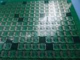 PCB Prototype 6 Layers with 0.6mm Thick in GPS Tracking