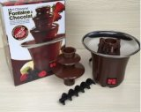 Electric Chocolate Fondue Fountain