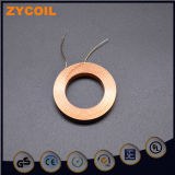 Bobbinless Round Variable Inductor Coil
